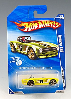 TRIUMPH TR-6 Hot Wheels Toy  MOC (Image1)