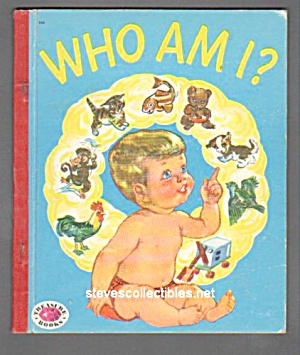 WHO AM I? - Treasure Book 1953 (Image1)