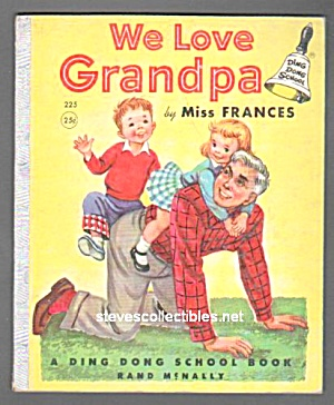 WE LOVE GRANDPA Ding Dong Book (Image1)