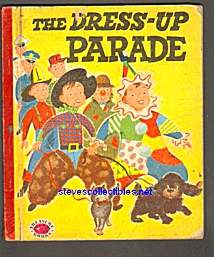 THE DRESS-UP PARADE Treasure Book 1952 (Image1)