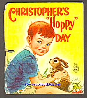 Christopher's Hoppy Day - Whitman Tell A Tale Book