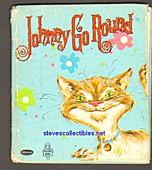 Rare Johnny Go Round Tell A Tale Book