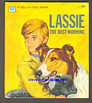 LASTLY THE BUSY MORNING - Tell-A-Tale Book (Image1)