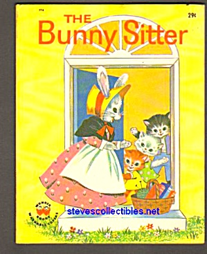 The Bunny Sitter - Wonder Book 1963