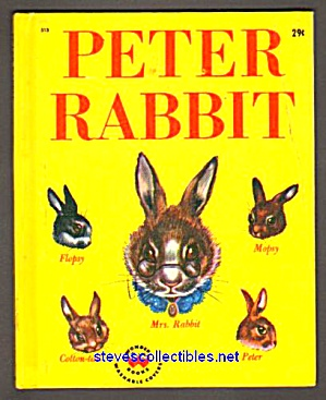 Peter Rabbit Wonder Book #513