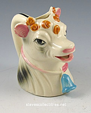 Vintage Elsie The Cow Creamer