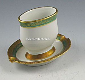 Gorgeous SMOKING SET-Ashtray with MATCH HOLDER-Sweden (Image1)