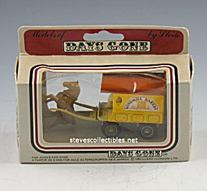 1983 Lledo DAYS GONE Horse Drawn BAKERY WAGON Diecast (Image1)