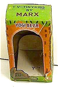1960s Cindy Bear (YOGI BEAR) TV-TINYKIN BOX (Image1)