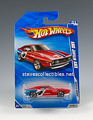 AMC JAVELIN AMX Hot WheelsToy  MOC (Image1)