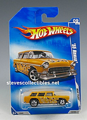 Classic Chevy Nomad Hot Wheels Toy Moc