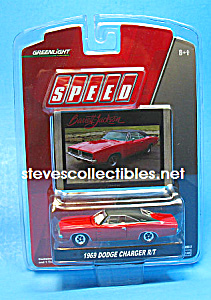 1969 DODGE CHARGER R/T Diecast Toy - GL Barrett-Jackson (Image1)