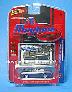 1971 DODGE CHALLENGER Convert. lJ Lightning Diecast Toy (Image1)