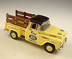 Matchbox 1957 Chevy Pickup Rays Service 1:43