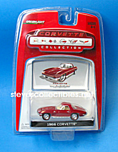 1966 CORVETTE Diecast Toy - Greenlight (Image1)