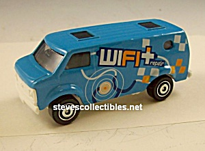 MATCHBOX Loose 1975 CHEVY VAN WIFI REPAIR (Image1)