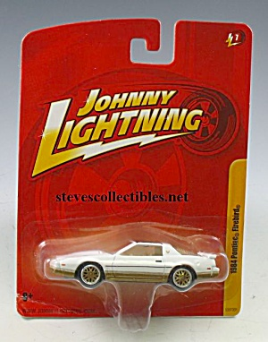 1984 PONTIAC FIREBIRD Johnny Lightning Diecast Toy (Image1)