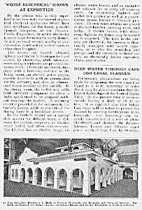 1915 PANAMA-PACIFIC EXPOSITION Mag. Article (Image1)