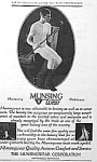 Click here to enlarge image and see more about item 25MUNS: 1925 Munsingwear MEN'S UNDERWEAR  Ad