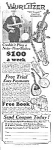 Click here to enlarge image and see more about item 27WRL1: 1927 Wurlitzer VIOLIN-MANDOLIN+ Music Room Ad
