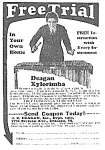 Click here to enlarge image and see more about item 27ZYLB: 1927 DEAGAN XYLORIMBA Music Room Ad