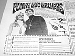 1968 FUNKY LOVE LEATHERS Pendants Mag. Ad