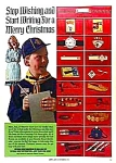Click here to enlarge image and see more about item AD0216BB2: 1973 Color CUB SCOUT Accessories Ad