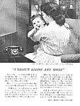Click here to enlarge image and see more about item AD0311B4: 1958 BELL TELEPHONE Old Phone Ad