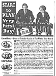 Click here to enlarge image and see more about item AD0408AA1: 1927 DEAGAN XYLORIMBA Music Room Ad