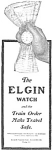 Click here to enlarge image and see more about item AD0419AA6: 1904 ELGIN POCKET WATCH Train Ad