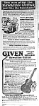 Click here to enlarge image and see more about item AD0509B3: 1928 HAWAIIAN GUITAR Music Room Ad