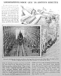 Click here to enlarge image and see more about item AD0620C7: 1927 'S-48' SUBMARINE Mag Article