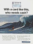 Click here to enlarge image and see more about item AD0628AA3: Groovy 1966 SURFING THEME Ad