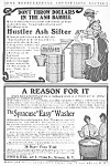 Click here to enlarge image and see more about item AD0704H4: Cool 1905 WASHER & ASH SIFTER Kitchen Ads