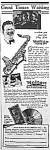 Click here to enlarge image and see more about item AD0728D8: 1925 SAXOPHONE Music Room Ad L@@K!