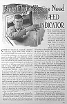 Click to view larger image of 1927 LINDBERGH Lindy Aviation Mag. Article (Image1)
