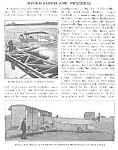 Click here to enlarge image and see more about item AD1114B4: 1911 HYDRO-AEROPLANE Airplane Mag. Article
