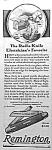 Click here to enlarge image and see more about item AD317A5: 1929 REMINGTON POCKET KNIFE Ad L@@K!