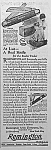 Click here to enlarge image and see more about item AD330B7: 1927 REMINGTON POCKET KNIFE Ad