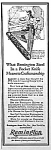 Click here to enlarge image and see more about item AD331B8: 1924 REMINGTON POCKET KNIFE Ad L@@K!