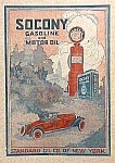 SCARCE 1924 Waterbury, CT AUTO SHOW Program