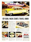 1955 NASH STATESMAN Color Auto Ad