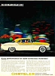 1955 CHRYSLER Color Auto Ad
