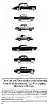 1961 PEUGEOT Automobiles Auto Ad