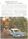 Click here to enlarge image and see more about item AU0304E2: 1960 Chevy CHEVROLET BEL AIR Auto Ad