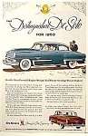 Click here to enlarge image and see more about item AU0322FF2: 1953 DESOTO FIREDOME Auto Ad
