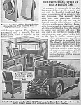 Click here to enlarge image and see more about item AU0326AA1: COOL 1922 PARLOR TAXICAB/LIMO Mag Article