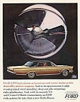 1965 FORD LTD Color Auto Ad