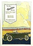 Click here to enlarge image and see more about item AU0527A1: 1918 STUDEBAKER/CARBON REMOVER Ads COLOR