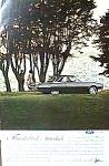 1962 FORD THUNDERBIRD Magazine Ad
